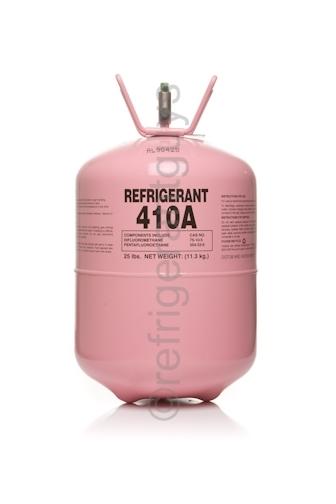 R22 Refrigerant For Sale >> R410A Refrigerant 25lb Tank | Refrigerant Guys