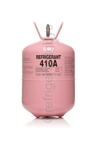 How Much Is Freon >> R410a Refrigerant 25lb Cylinder