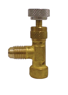 Adapter Valve for R290, R600A, R134A