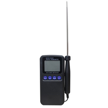 Digital Thermometer and Probe